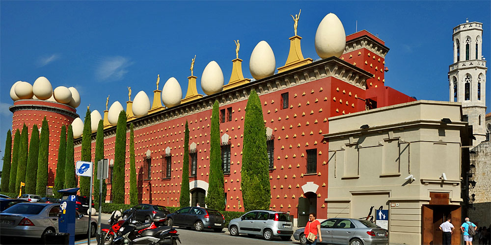 Salvador Dali Jewelry Museum, Figueres