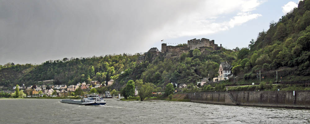 St. Goar and Castle