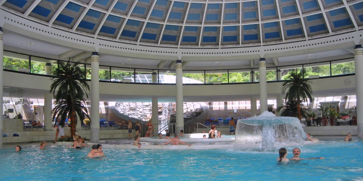 Caracalla Spa, Baden Baden